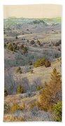 West Dakota Hills Reverie Beach Towel