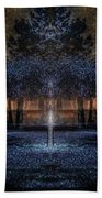 When Courage Springs Forth Beach Towel