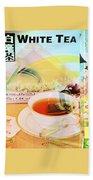 White Tea Blend  Beach Sheet
