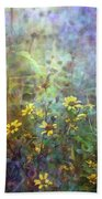Wildflower Tangle 5694 Idp_2 Beach Towel