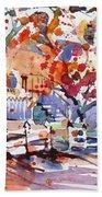 Williamsburg Color Beach Sheet
