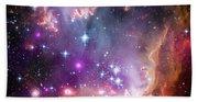 Wing Of The Small Magellanic Cloud Beach Sheet