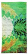 Winged Migration Beach Towel
