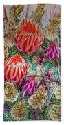 Withering Beauty Beach Towel