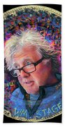 Wm. Stage Beach Towel by Robert FERD Frank