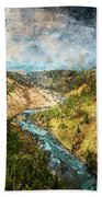 Yellowstone National Park - 05 Beach Towel