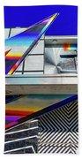 Zed Beach Towel by Skip Hunt