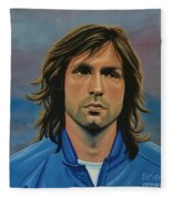 Andrea Pirlo Fleece Blanket