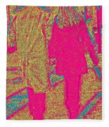 Bold And Colorful Phone Case Artwork Designs By Carole Spandau Fine Art America Exclusives 100 Fleece Blanket