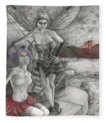 Fairys Lesson Fleece Blanket