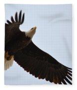 Flight Of Freedom Fleece Blanket