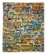 From The Baal Haleshem Fleece Blanket