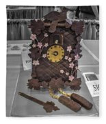Grand National Wedding Cake Competition 516 Fleece Blanket