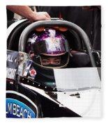 Hillary Will Las Vegas Motor Speed Way Strip Nhra Finals 2008 Fleece Blanket