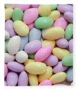 Jordan Almonds - Weddings - Candy Shop Fleece Blanket