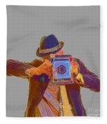 Paparazzi Fleece Blanket