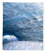 Paradise Ice Caves Fleece Blanket