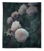 Perennial Gardens - Fall #04 Fleece Blanket