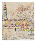 Rouen Fleece Blanket