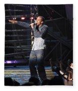 Sean Paul  Fleece Blanket