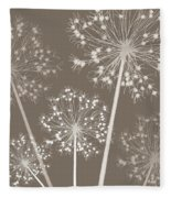 Starry Starry Night Fleece Blanket