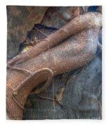 Trunk Fleece Blanket