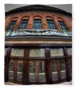 001 Allendale Theatre  Fleece Blanket