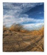 0010 Presque Isle State Park Series Fleece Blanket