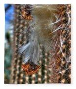 004 For The Cactus Lover In You Buffalo Botanical Gardens Series Fleece Blanket