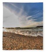 004 Presque Isle State Park Series Fleece Blanket