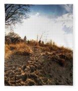 009 Presque Isle State Park Series Fleece Blanket