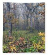 0133 Misty Meadow 2 Fleece Blanket