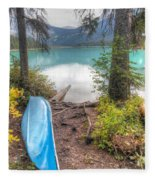 0162 Emerald Lake Fleece Blanket