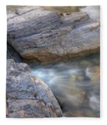 0180 Marble Canyon 2 Fleece Blanket