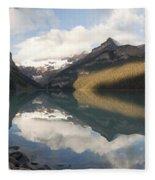 0183 Lake Louise Fleece Blanket