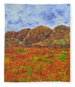 025 Landscape Fleece Blanket