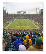 0350 Lambeau Field Fleece Blanket