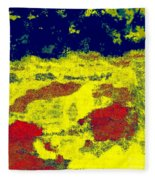 0375 Abstract Thought Fleece Blanket