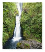 0511 Bridal Veil Falls Fleece Blanket