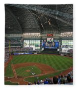 0611 Miller Park Fleece Blanket