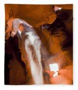 0692 Antelope Canyon Fleece Blanket