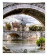 0751 St. Peter's Basilica Fleece Blanket