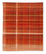 0835 Abstract Thought Fleece Blanket