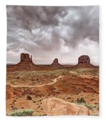 0883 Monument Valley Fleece Blanket