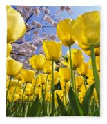 090416p030 Fleece Blanket
