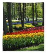 090416p038 Fleece Blanket