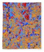 0930 Abstract Thought Fleece Blanket