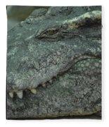 Croc Fleece Blanket