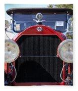 1922 Stutz Fleece Blanket