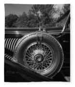 1929 Duesenberg Model J Covertible Coupe By Murphy Fleece Blanket